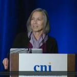 Carole Palmer Speaking at CNI Spring 2015
