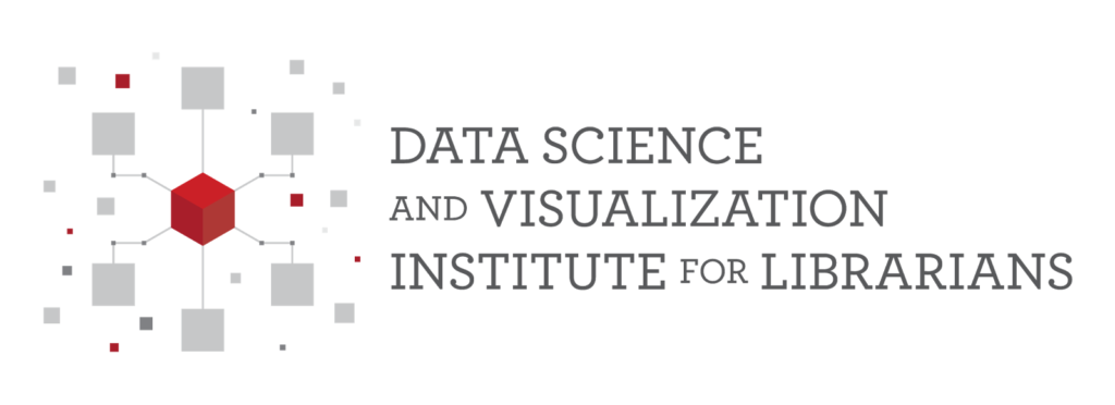 Data Science and Visualization Institute for Librarians